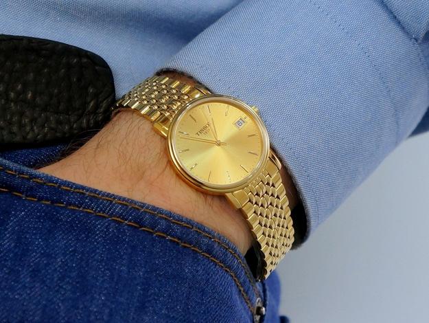 Đồng hồ nam thời trang cao cấp Tissot T52.5.481.21