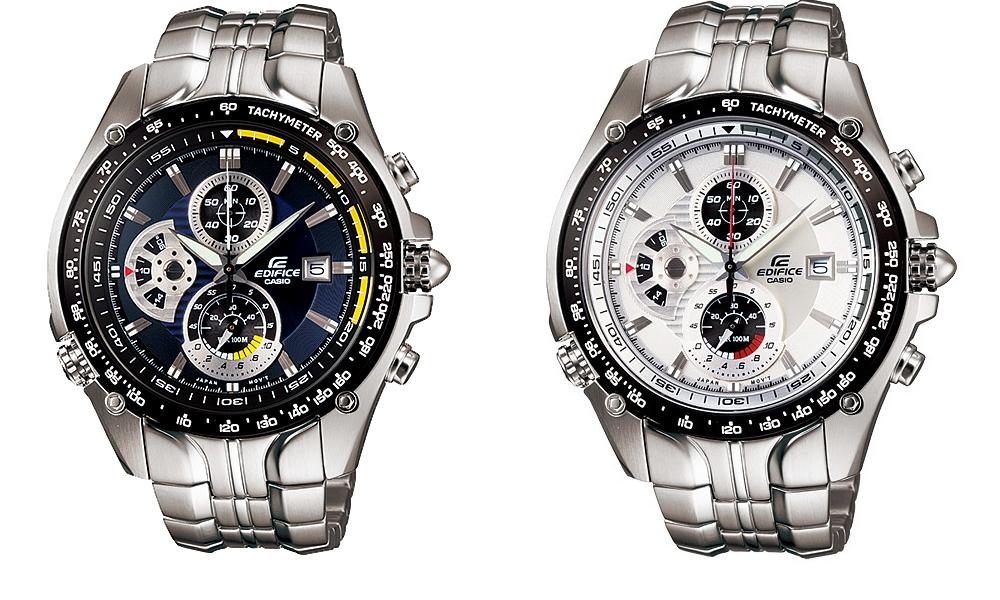 Đồng hồ nam thể thao Casio Quartz Edifice EF-543D