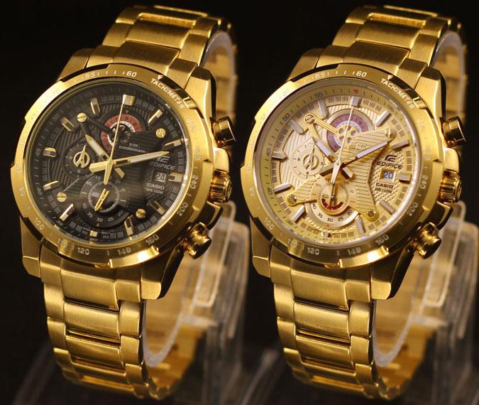 Đồng hồ nam cao cấp Casio Edifice EFR-523FG