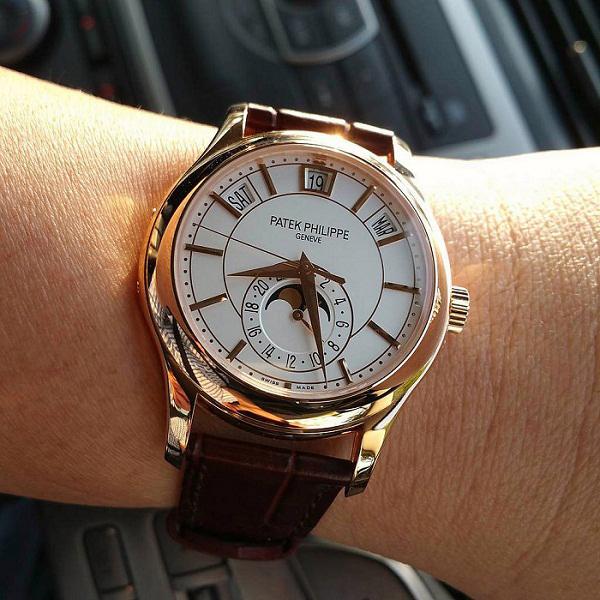 Đồng hồ nam cao cấp Patek Philippe 5205R-001