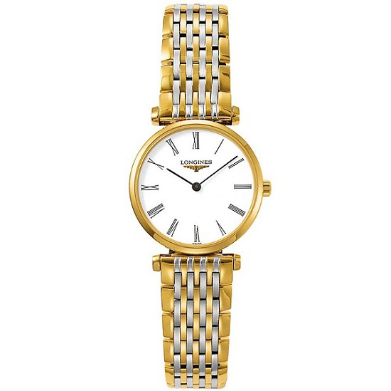 Đồng hồ nữ cao cấp Longines Quartz L4.209.2.11.7