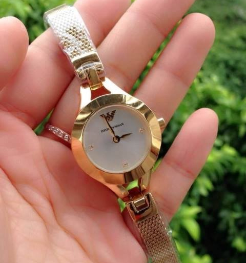 Đồng hồ nữ thời trang cao cấp Emporio Armani AR7363