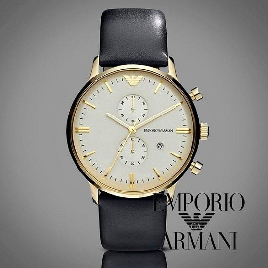 Đồng hồ nam hàng hiệu Emporio Armani AR0386
