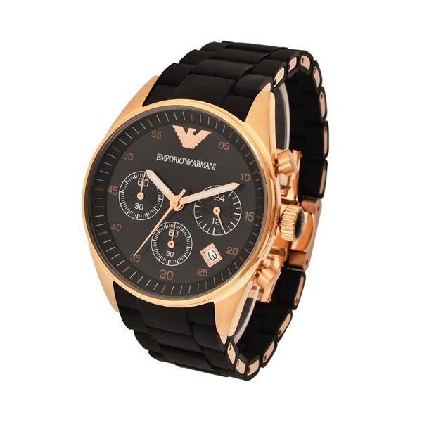 Đồng hồ nam cao cấp Armani Quartz AR5905