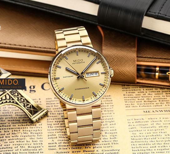 Đồng hồ nam cao cấp Mido Commander M014.430.33.021.00
