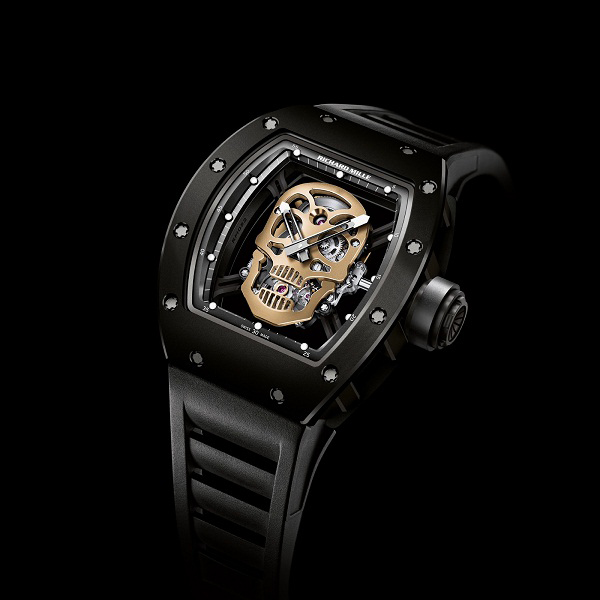 Đồng hồ nam cao cấp Richard Mille Automatic RM52-01