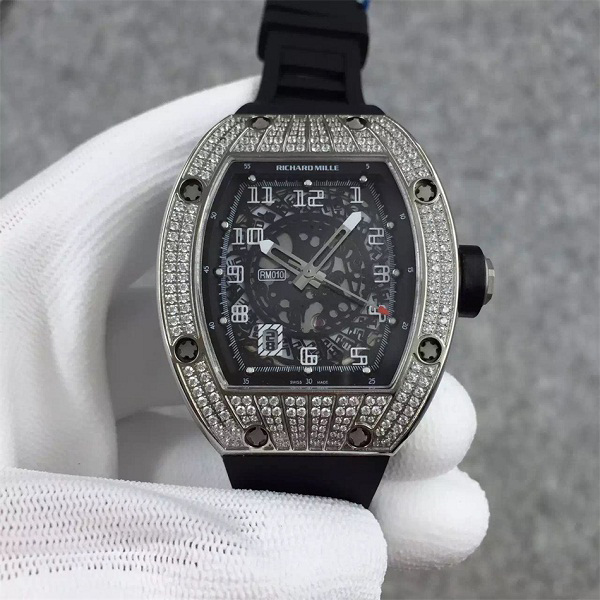 Đồng hồ nam cao cấp Richard Mille Automatic RM010