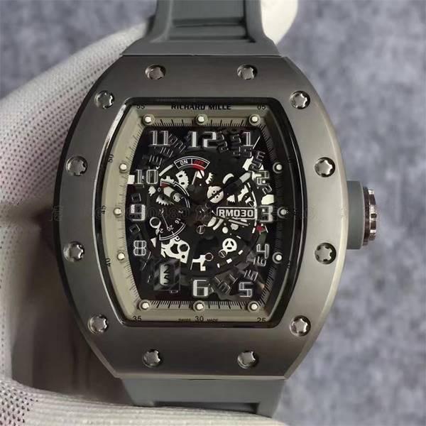 Đồng hồ nam cao cấp Richard Mille Automatic RM030