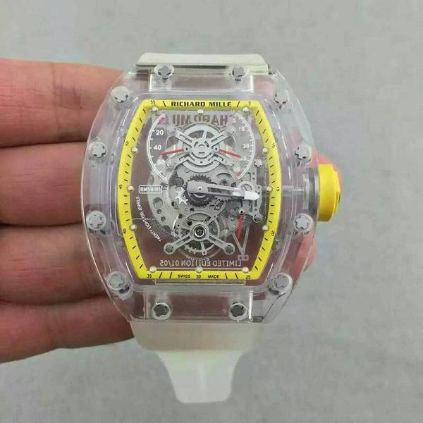 Đồng hồ nam cao cấp Richard Mille RM56-01