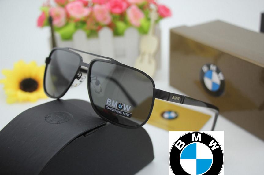 Kính mắt nam hàng hiệu cao cấp BMW 605 Black