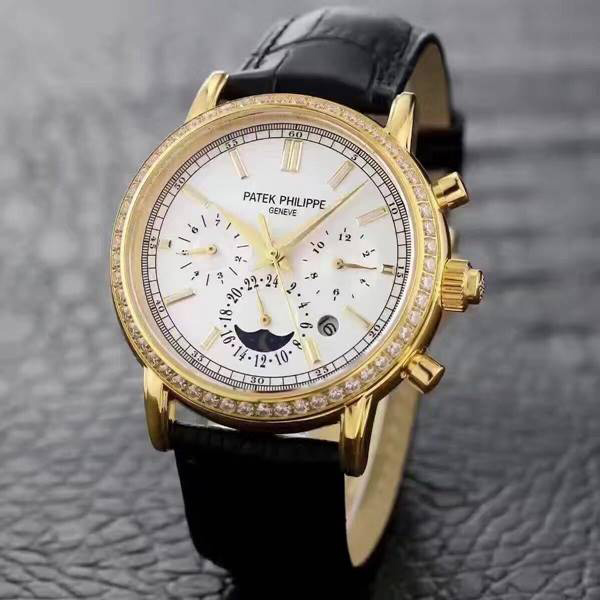Đồng hồ nam cao cấp Patek Philippe Geneve 66178