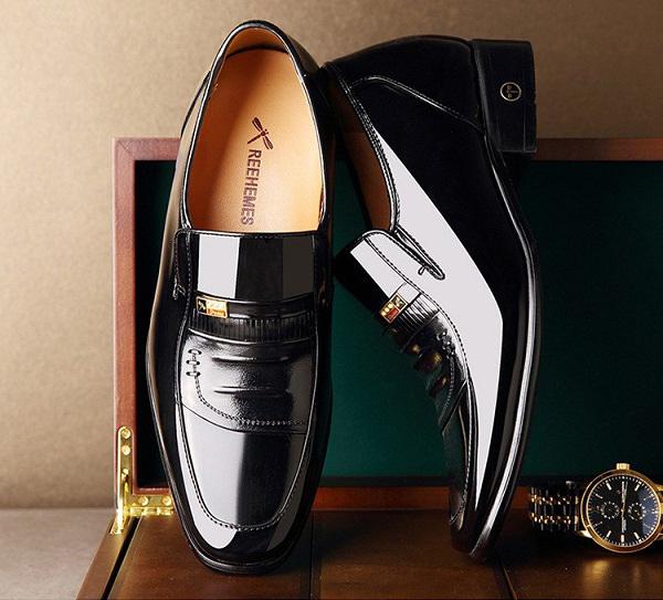 Giày da nam cao cấp doanh nhân ReeHemes RH02