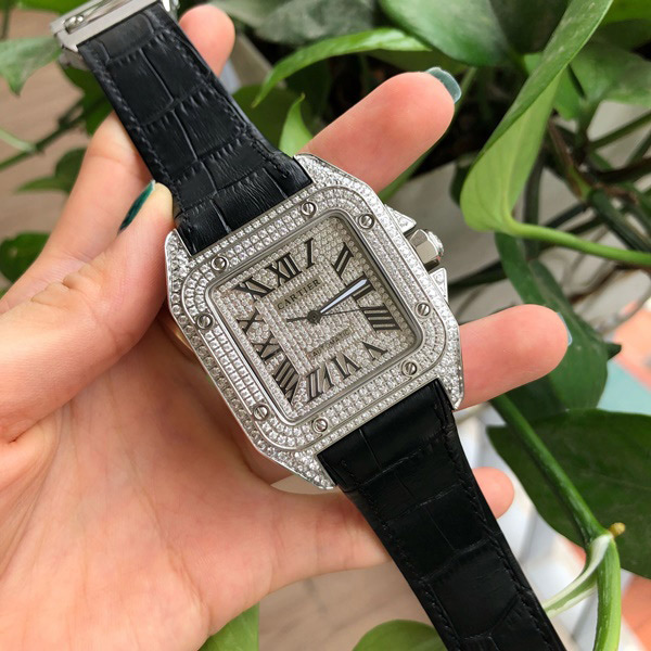 Đồng hồ nam thời trang cao cấp Cartier WSPN1807