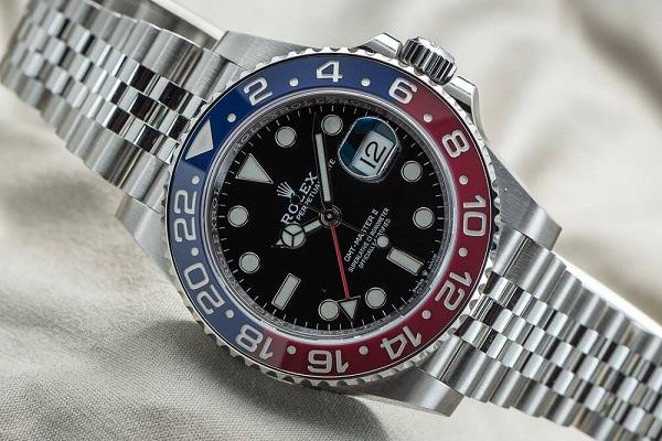 Đồng hồ nam Rolex GMT-Master II 126710BLRO