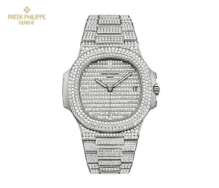 Đồng hồ nam cao cấp Patek Philippe 5719/1G-001