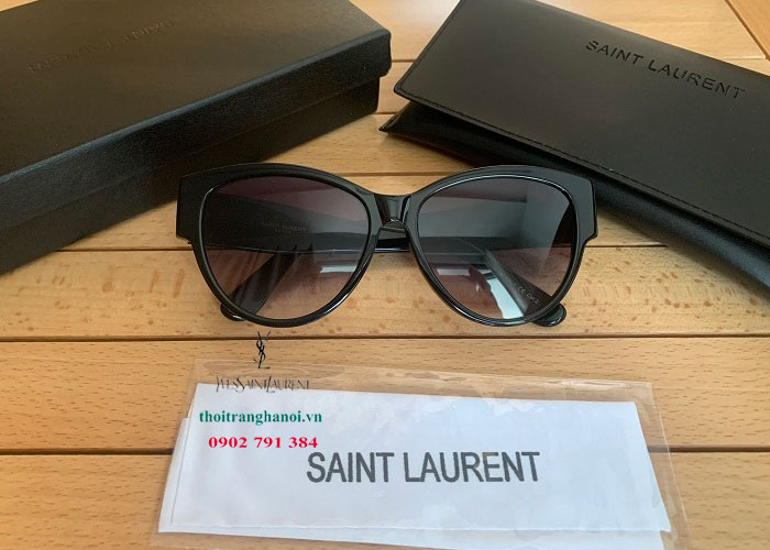 Kính mắt nữ cao cấp Yves Saint Laurent SLM3