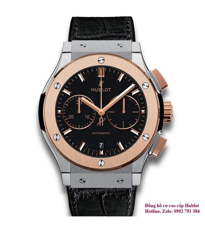 Đồng hồ nam hàng hiệu cao cấp Hublot 521.NO.1181.LR