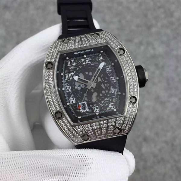 Richard Mille Men's watch RM010
